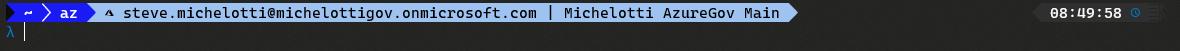 Azure Segment default
